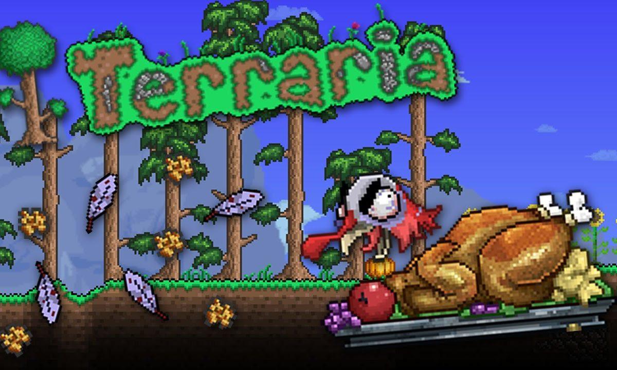 Terraria 3Ds Bosses