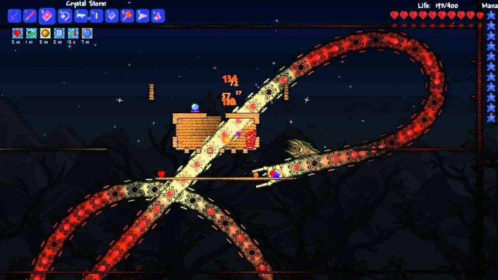 Terraria Hard Mode Bosses