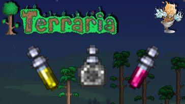 Terraria Potions