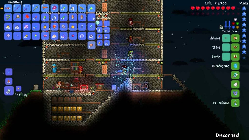 terraria greater healing potion