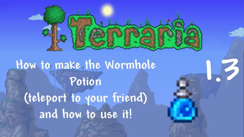 Terraria Wormhole Potion