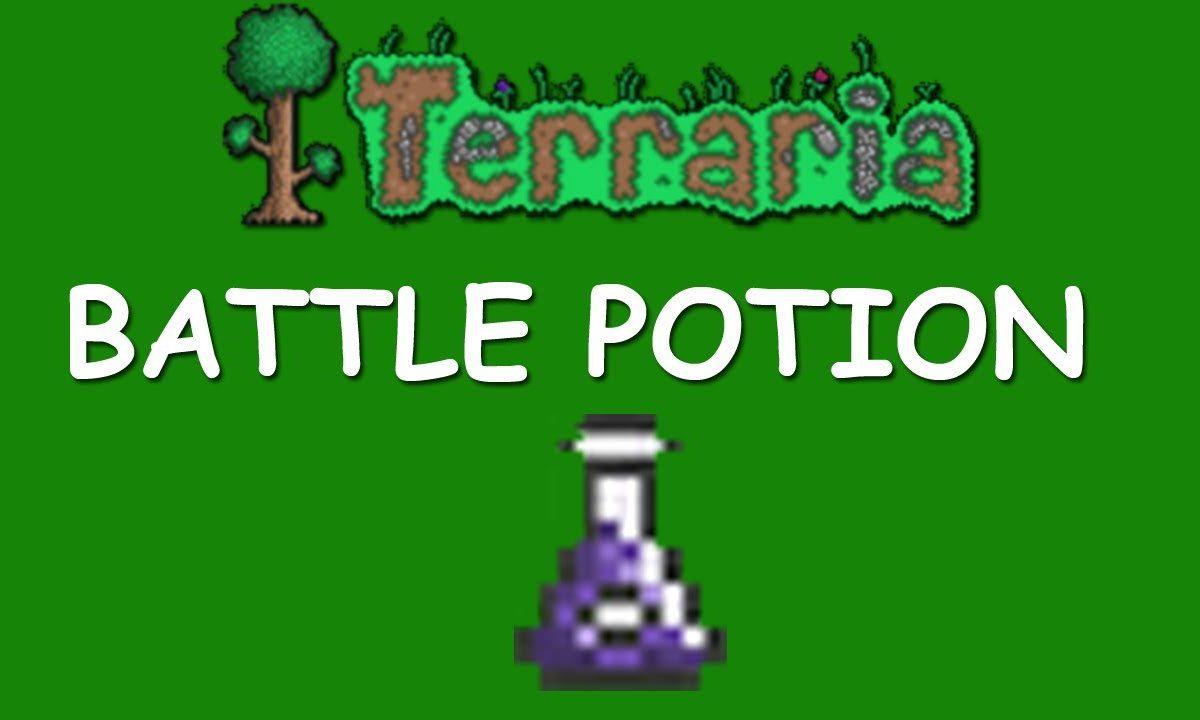 Terraria Battle Potion