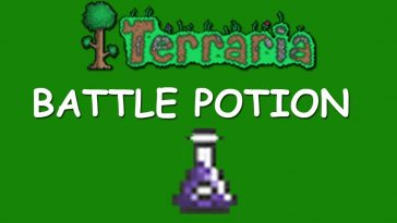 Terraria Battle Potion
