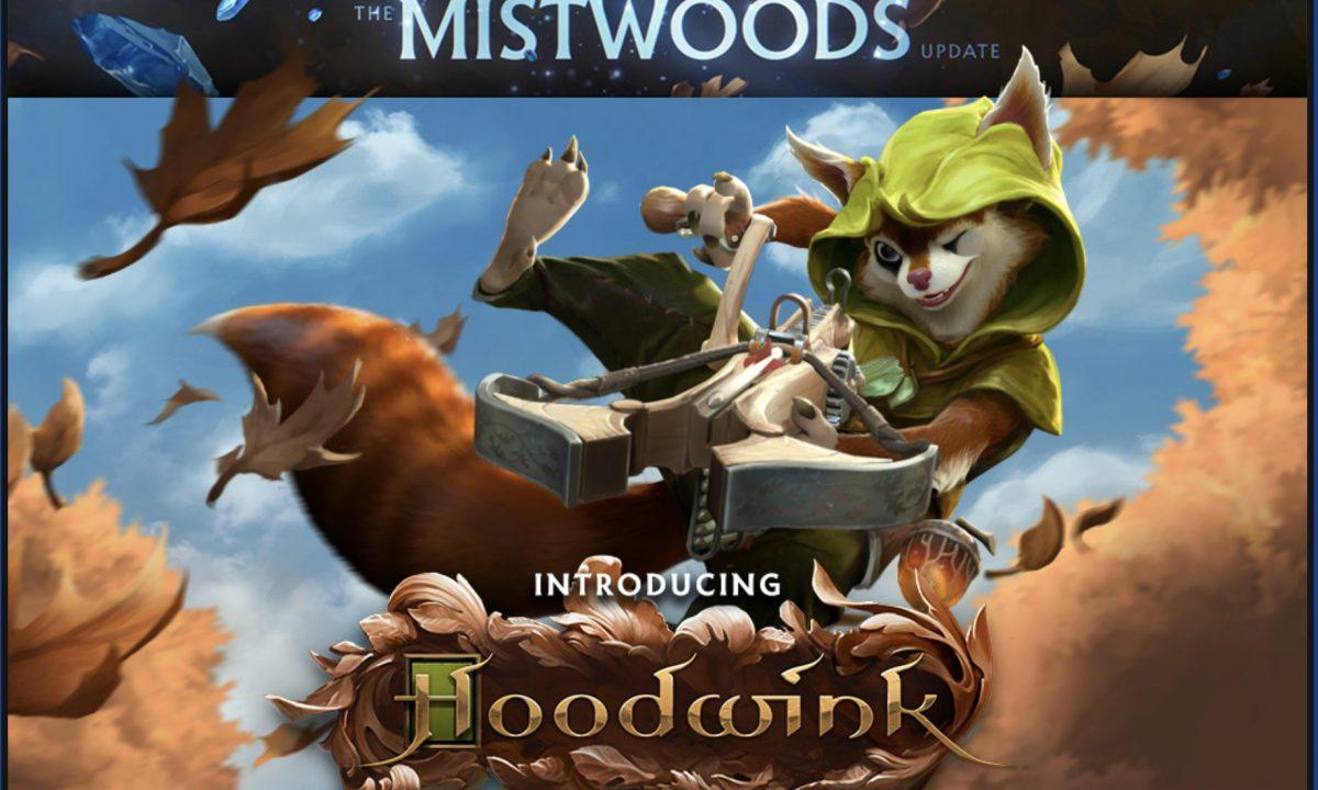 Dota 2 New Hero Hoodwink