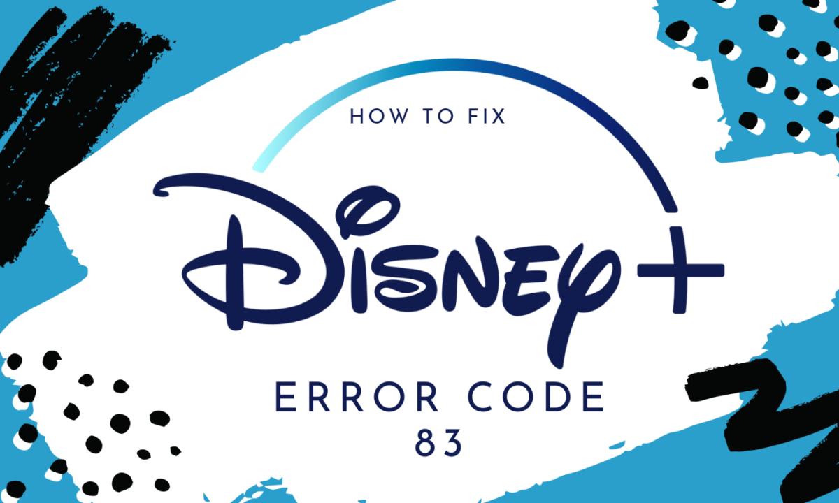 Disney Plus Error Code 83