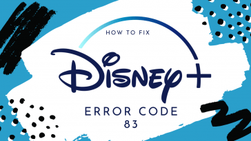 Disney Plus Error Code 83