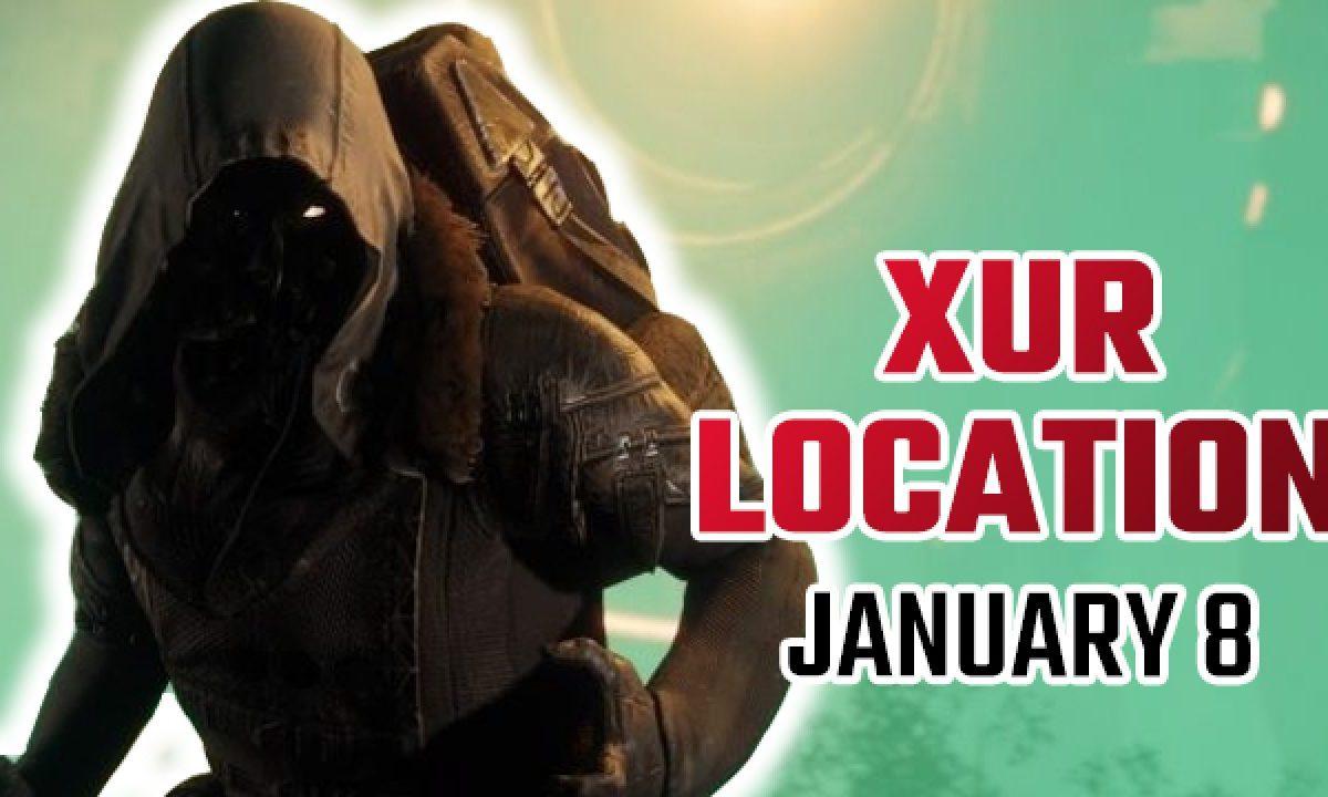 Destiny 2 Xur Location Jan 8 To Jan 12