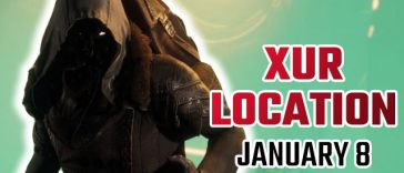 Destiny 2 Xur Location Jan 8 To Jan 12