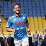 Napoli's Fabian Ruiz