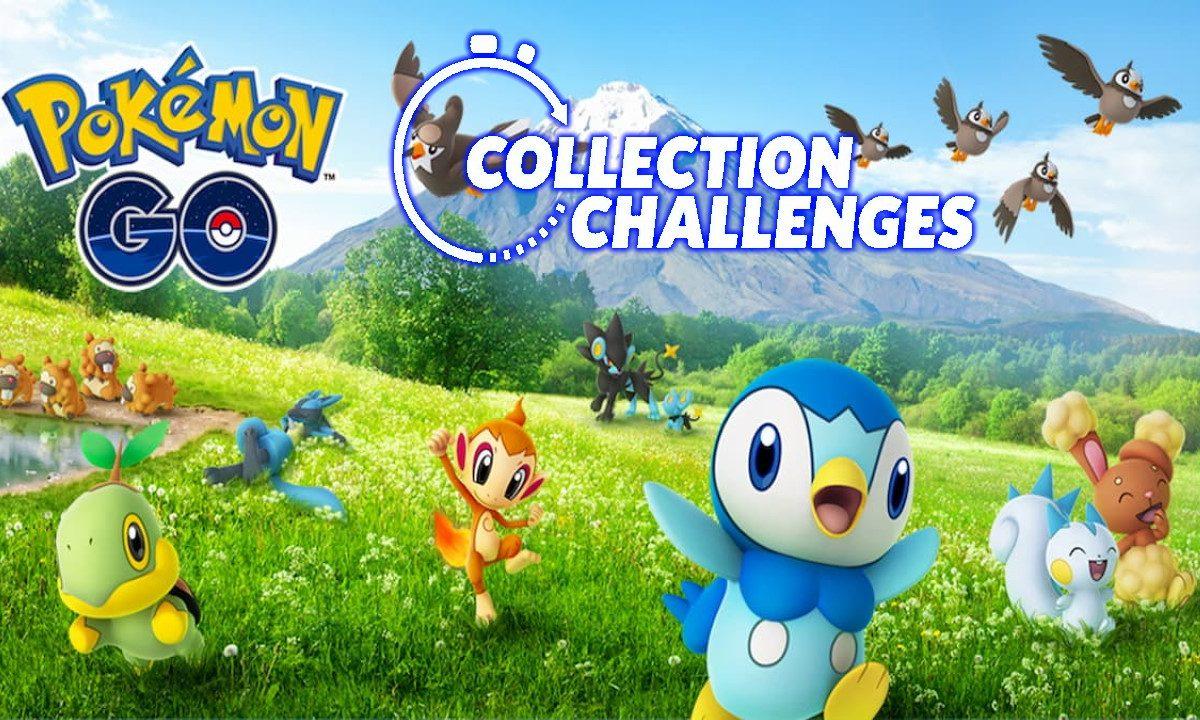 Pokemon GO Sinnoh Collection Challenge Guide