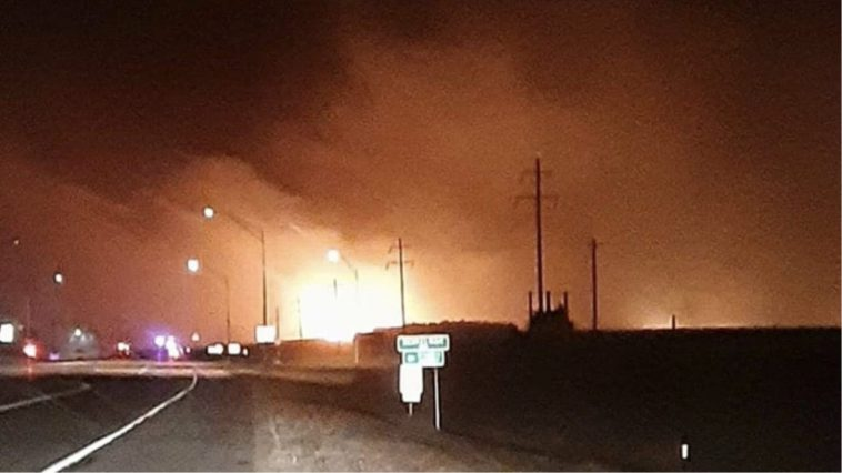 Emergency Evacuation Order Lifted After Benkelman, Nebraska Wildfire