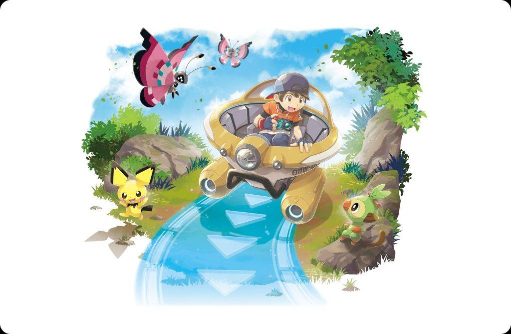 New Pokemon Snap Screenshots Show Pokemon Like Scorbunny, Squirtle and Alolan Raichu