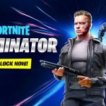 Fortnite Terminator skin
