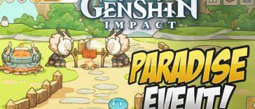 Genshin Impact Slime Paradise Event