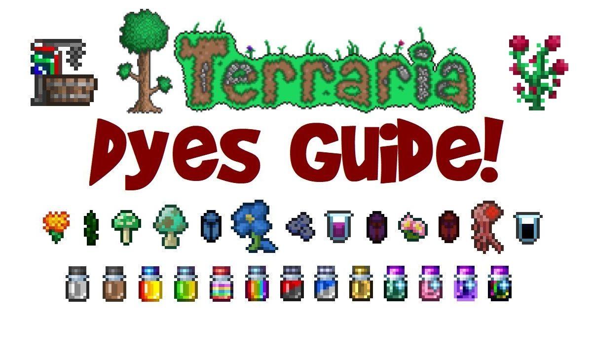 Terraria Dyes