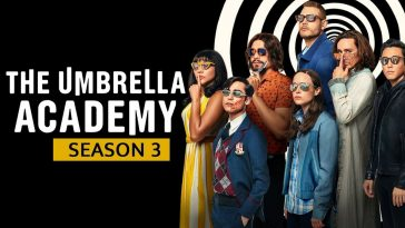 Umbrella Academy Season 3