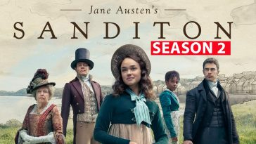 Sanditon Season 2 Release Date