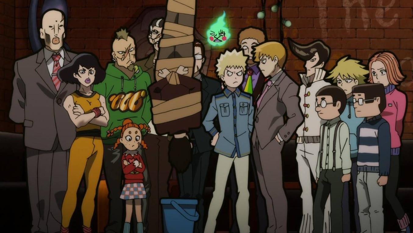 Mob Psycho 100 Season 3