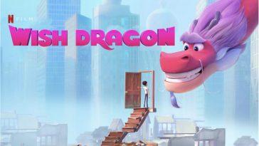 Netflix's Wish Dragon