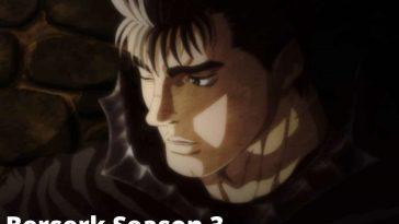 Berserk Season 3