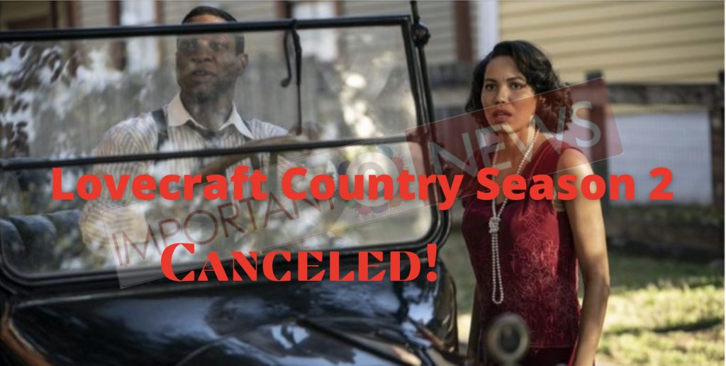 Lovecraft Country Season 2