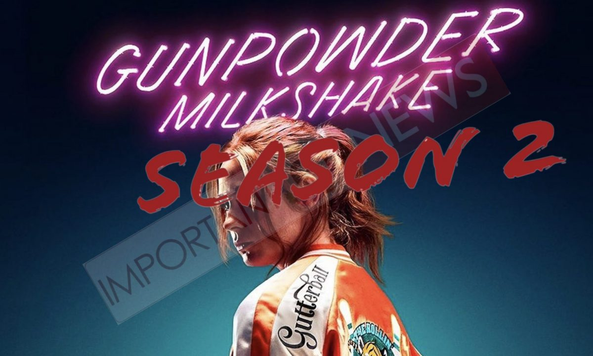 Gunpowder Milkshake 2