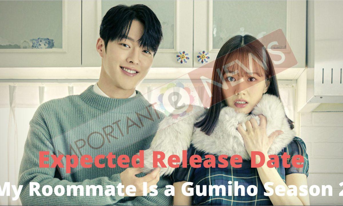 My Roommate Is a Gumiho Season 2