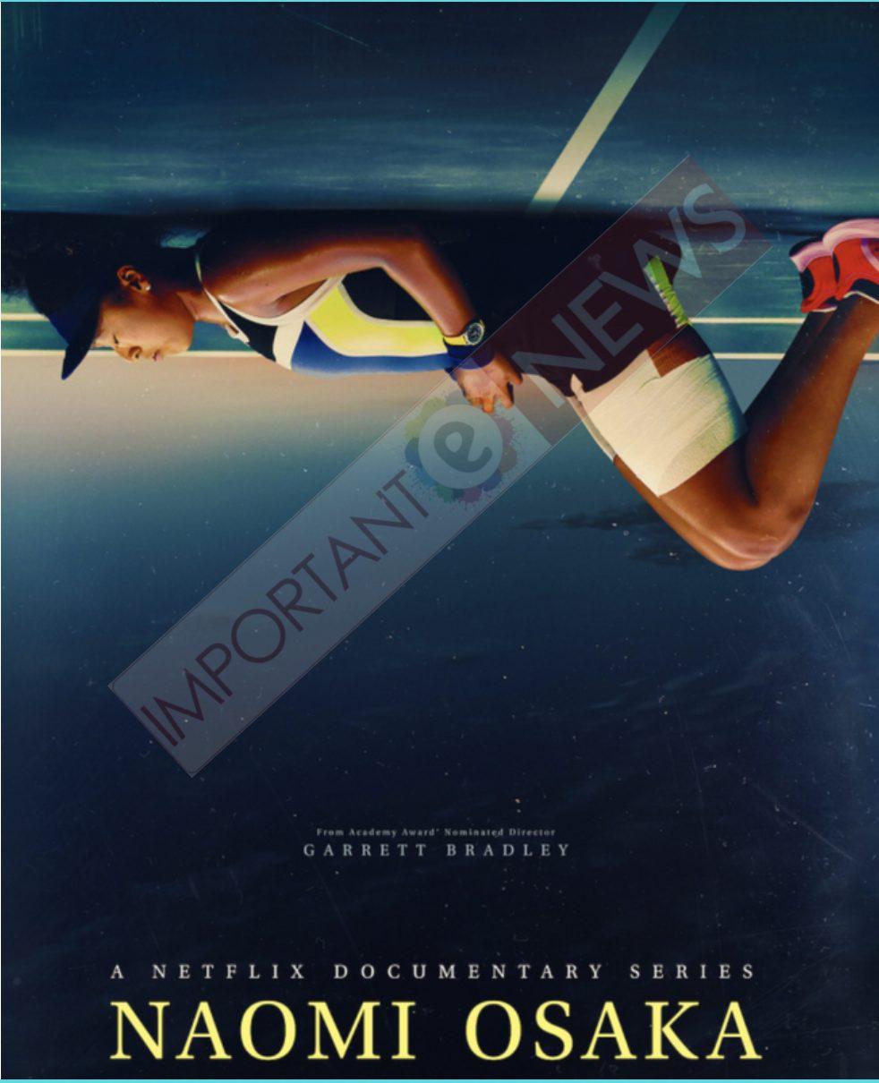 Netflix's Naomi Osaka Documentary Season 2