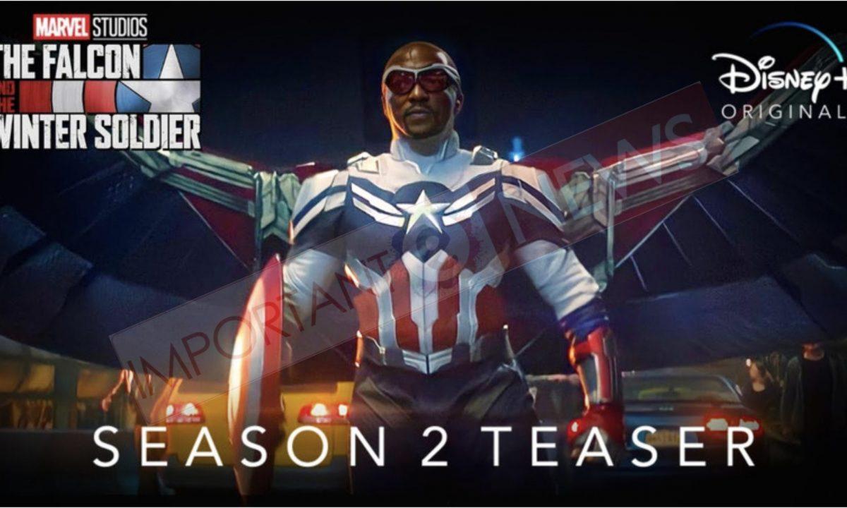 Falcon And The Winter Soldier Season 2