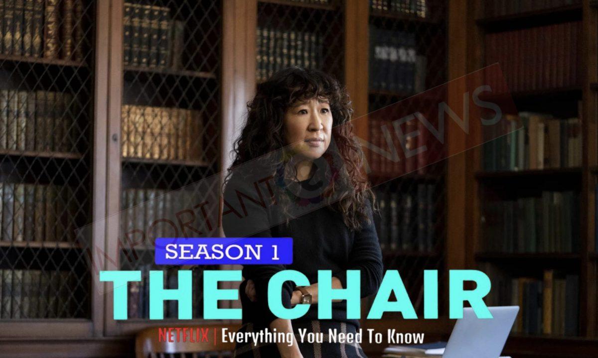 The Chair season 1