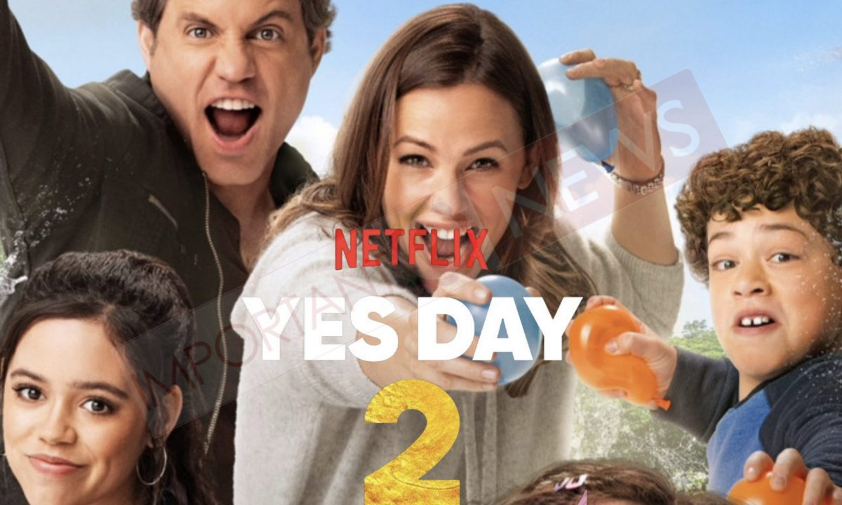 Yes Day 2