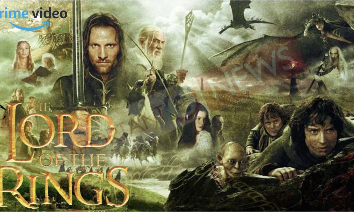 The Lord Of The Rings Show