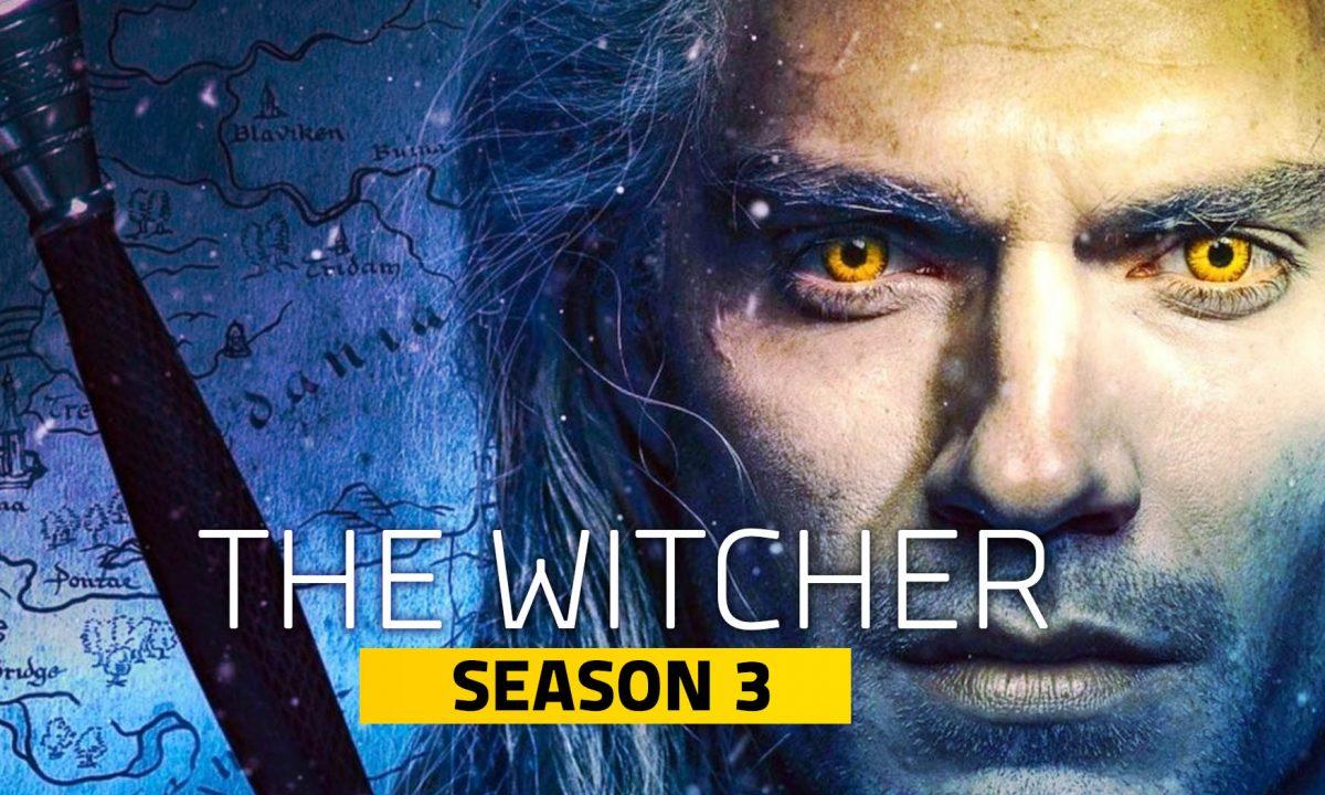 The Witcher Season 3