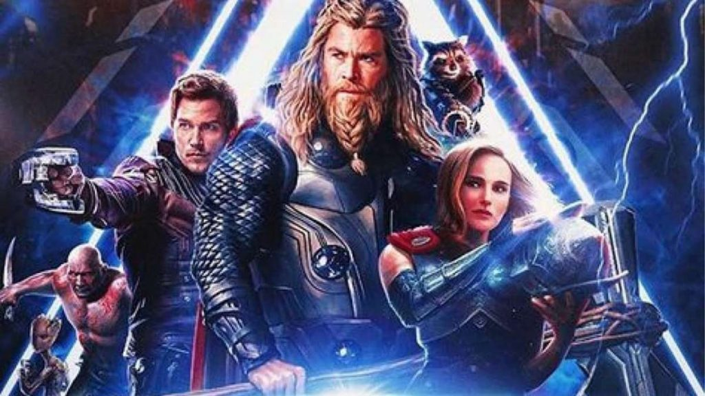 """Thor """"Love and Thunder"""""""