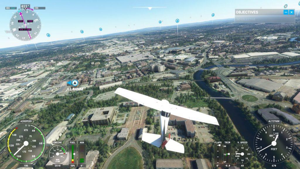 Microsoft Flight Simulator: How To Talk To ATC (Air Traffic Control)?